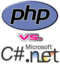 PHP or .NET